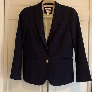 J Crew school boy blazer